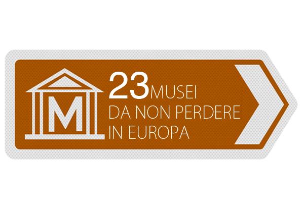 Musei da non perdere in Europa