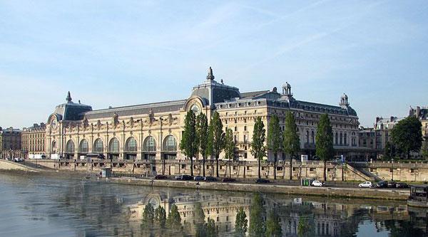 Musèe d'Orsay a Parigi