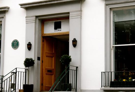 Entrata degli Abbey Road Studios