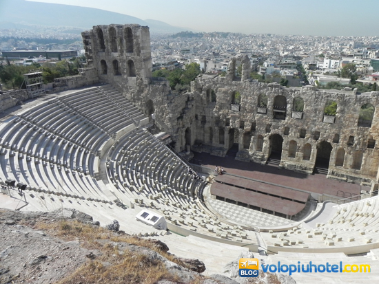 Il teatro Odeion