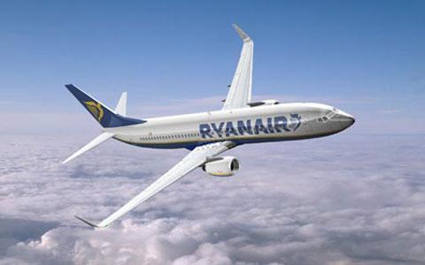 Aereo di Ryanair