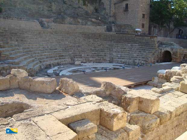 Teatro Romano - Alcazaba di Malaga