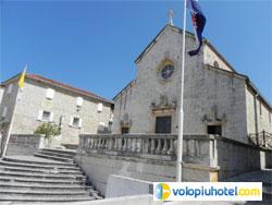 Chiesa dell Annunciazione a Supetar