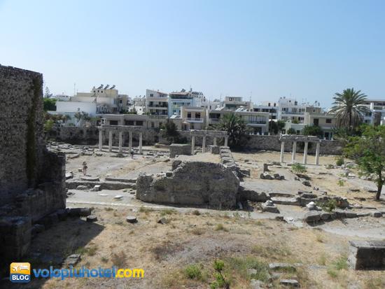 L'antica Agorà di Kos