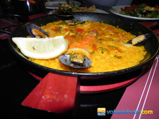 Paella a Barcellona