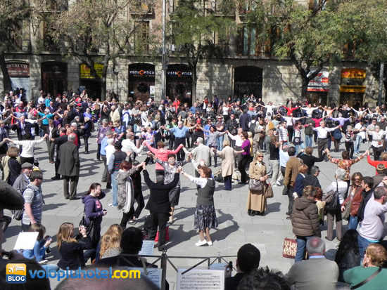 La Sardana a Barcellona