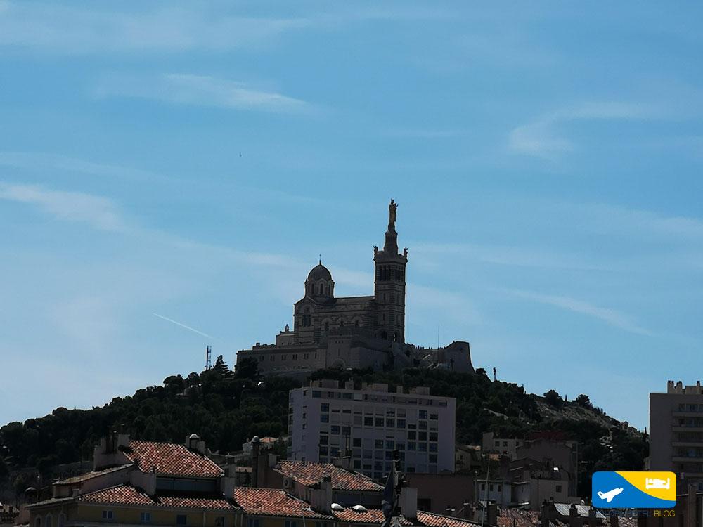 Notre Dame de la guarde Marsiglia