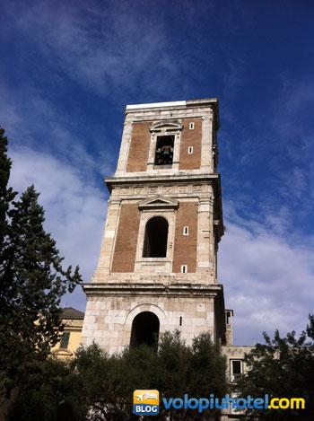 il Campanile della Basilica di Santa Chiara