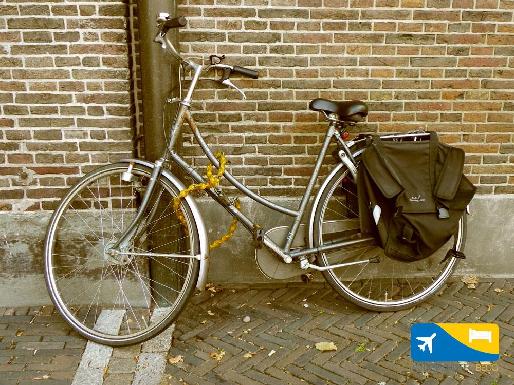 Una bici ad Utrecht