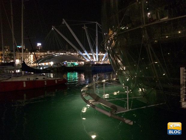 Biosfera al Porto Antico di Genova