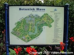 Entrata Botanisk Have