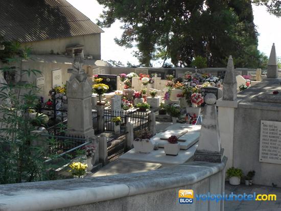Cimitero a Brac Grobljie