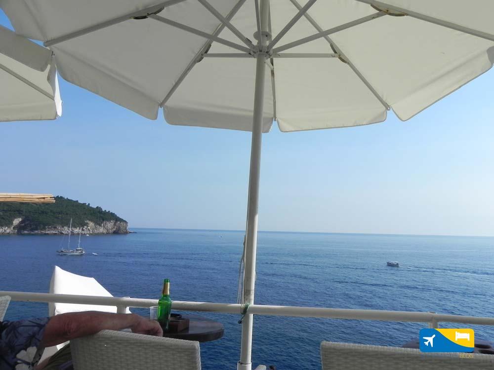 Caffè Buza a Dubrovnik