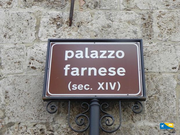 Palazzo Farnese a Campli