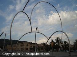 Scultura moderna a Barcellona
