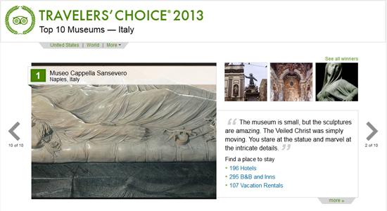 Museo Capp'ella Sansevero Napoli su TripAdvisor