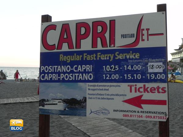 Capri Jet Lucibello