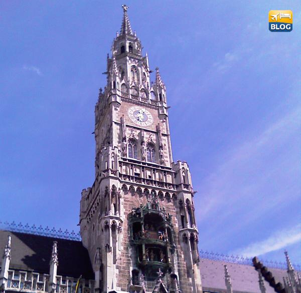 Marienplatz Carillon