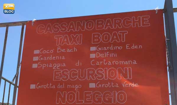 Taxi Boat Ischia