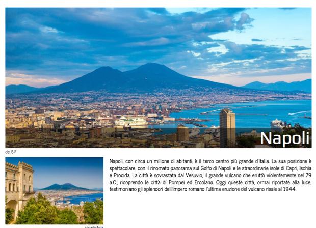 Cartina di Napoli e guida in Pdf