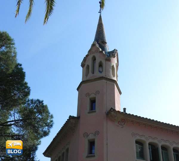 La Casa Museu di Antoni Gaudì a Barcellona