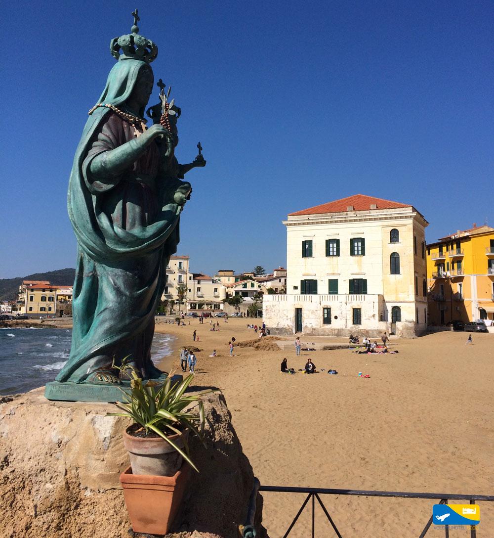 Marina Piccola a Santa Maria di Castellabate