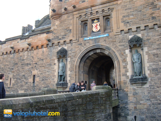 Edimburgh Castel
