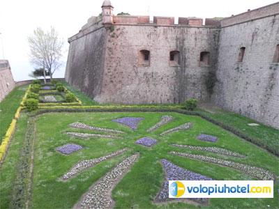 Il Castello di Montjuic