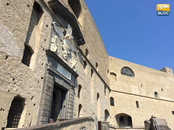 Altra facciata del Castello