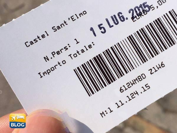 Prezzi Castel Sant'Elmo Napoli