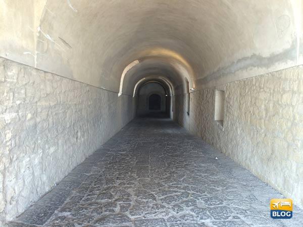 Ambulacri del Castello