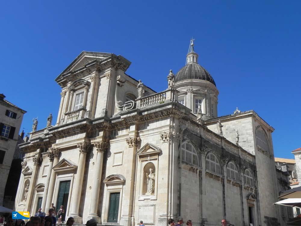 Cattedrale dell'Assunzione di Maria a Dubrovnik