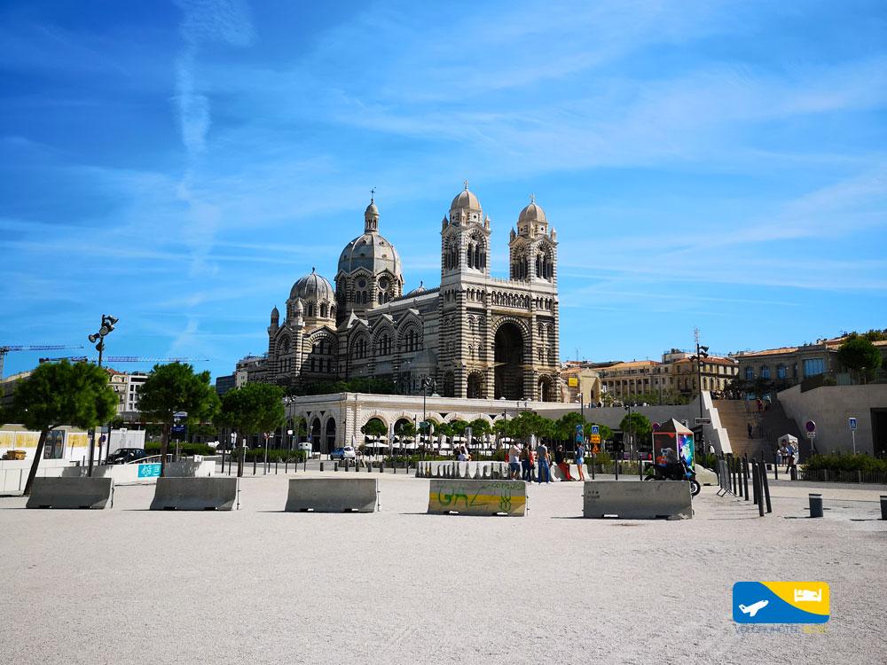 Cattedrale la Major a Marsiglia