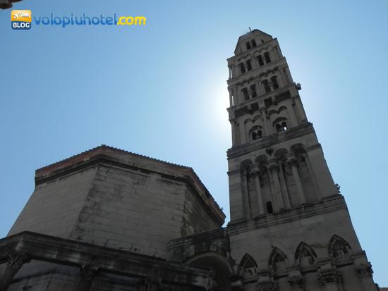 Il campanile della Cattedrale di Spalato