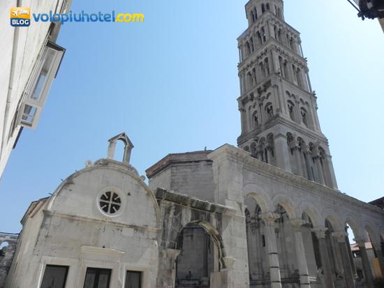 Cattedrale di Spalato e il Palazzo di Diocleziano
