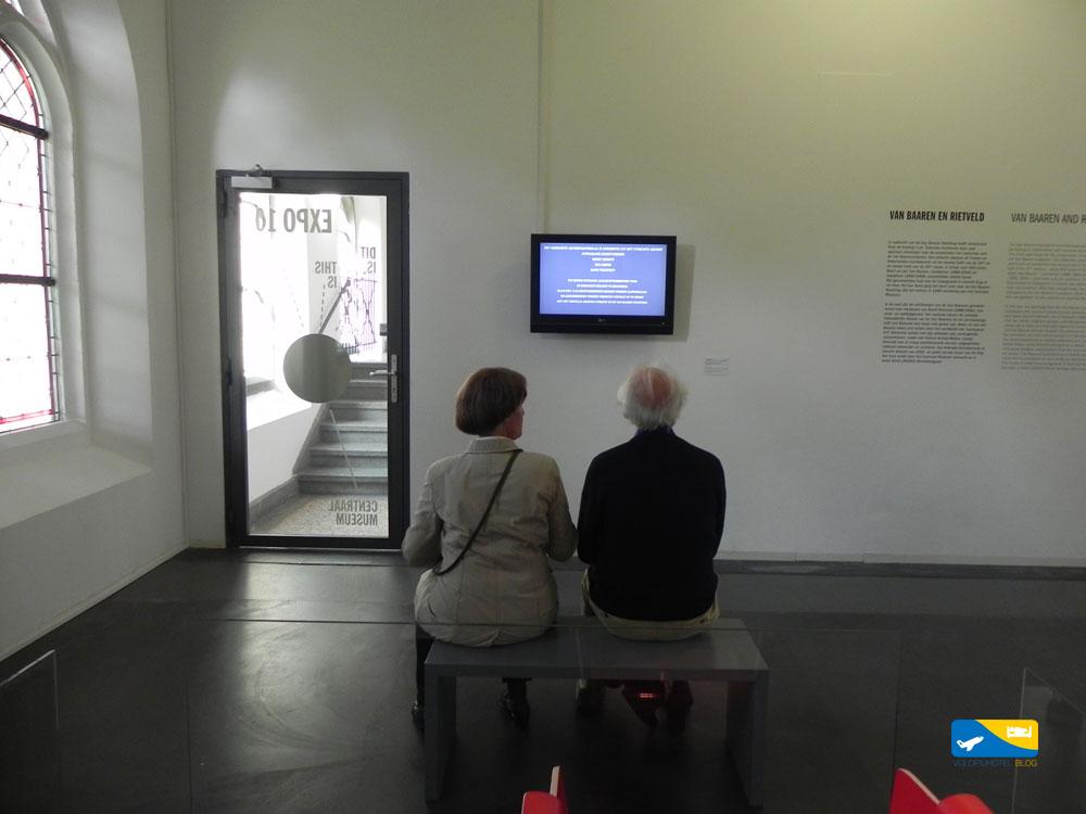 Proiezioni al Centraal Museum di Utrecht