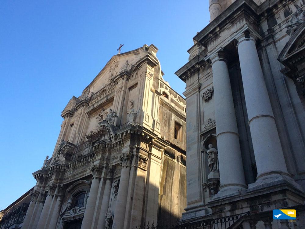 Chiesa di San Benedetto a Catania