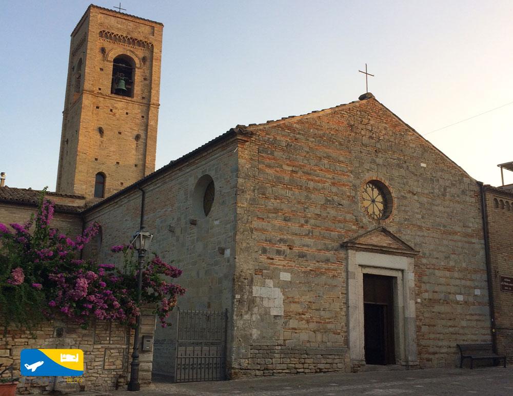 Chiesa del Mare a Torre di Palme