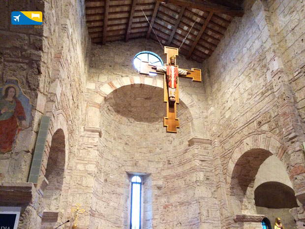 Chiesa di San Pietro a Campavalano
