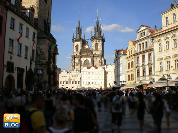 Chiesa di Santa Maria di Tyn a Praga