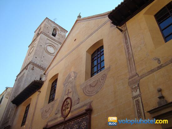 Chiesa di Santiago a Malaga