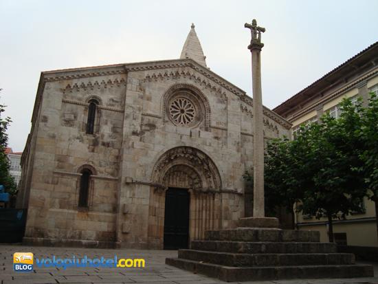 Chiesa di Santa María del Campo a La Coruna