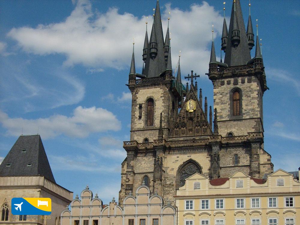 Chiesa Santa Maria di Tyn - Praga