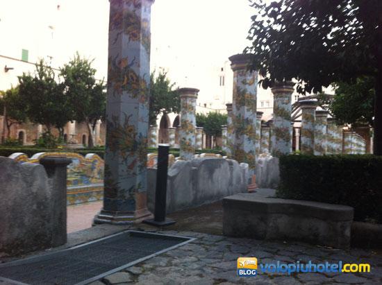 Il Complesso Monumentale di Santa Chiara
