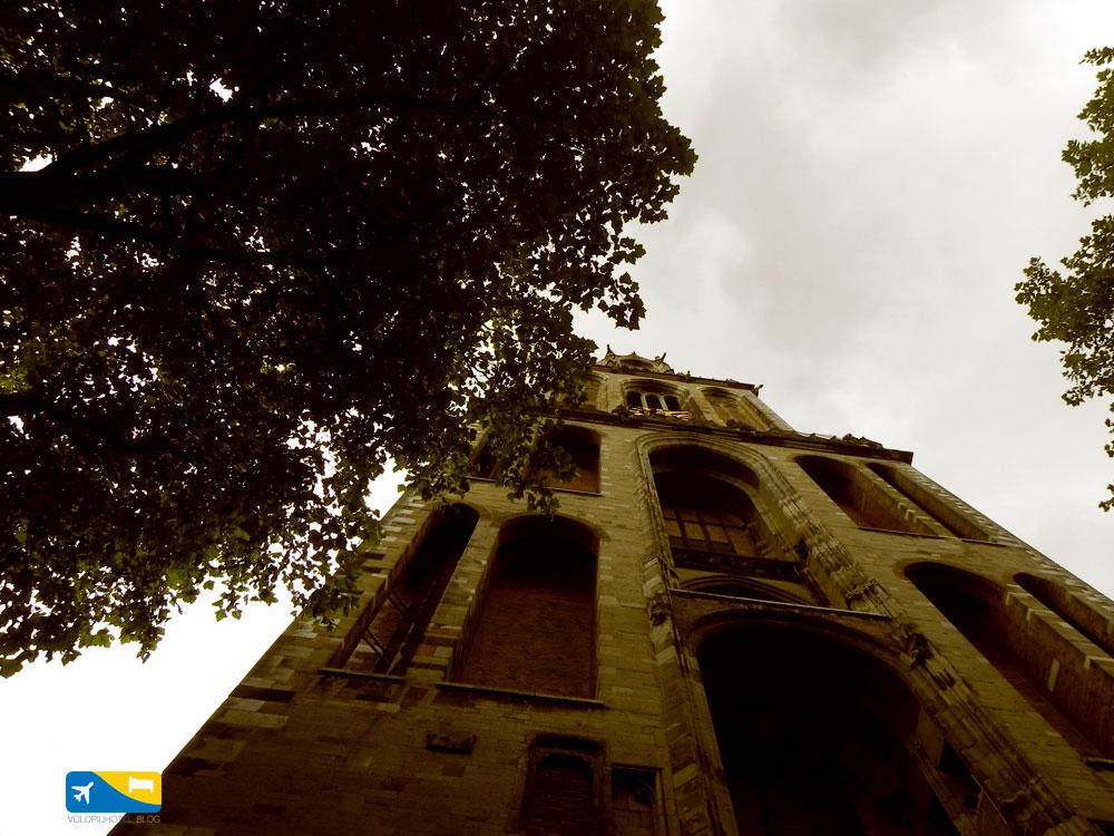 Torre Campanaria del duomo di Utrecht