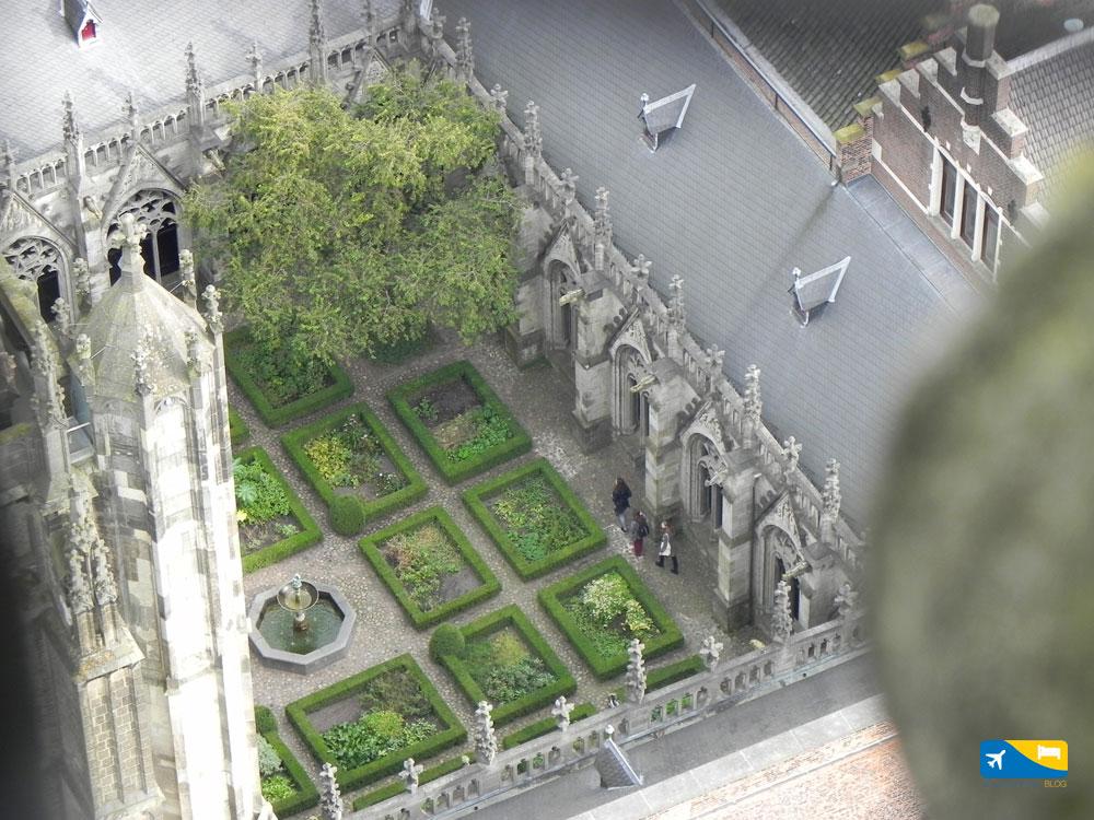 PandHof dal Duomo di Utrecht.