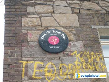 U2 Studios a Dublino