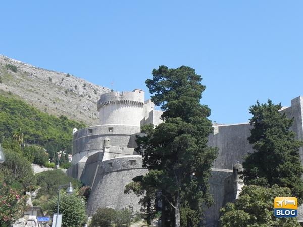 Dubrovnik Old Town fuori le mura