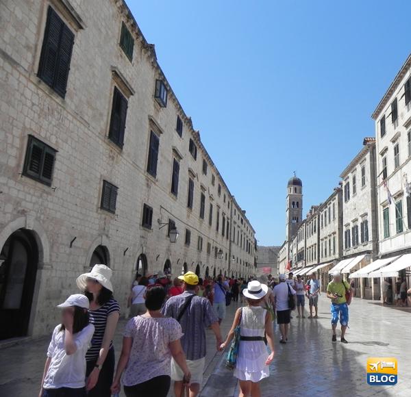 Stradun di Dubrovnik