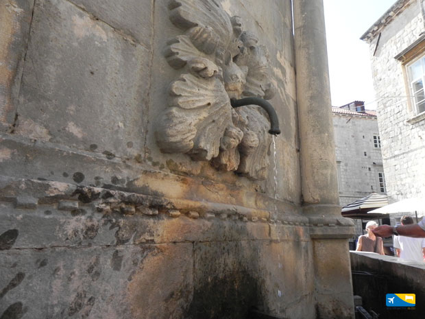 Fontana di Onofrio Old Town Dubrovnik